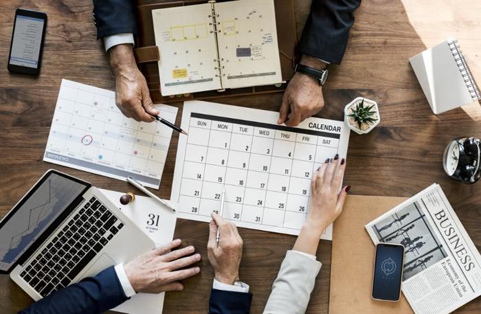 Oferta calendarios y agendas 2019
