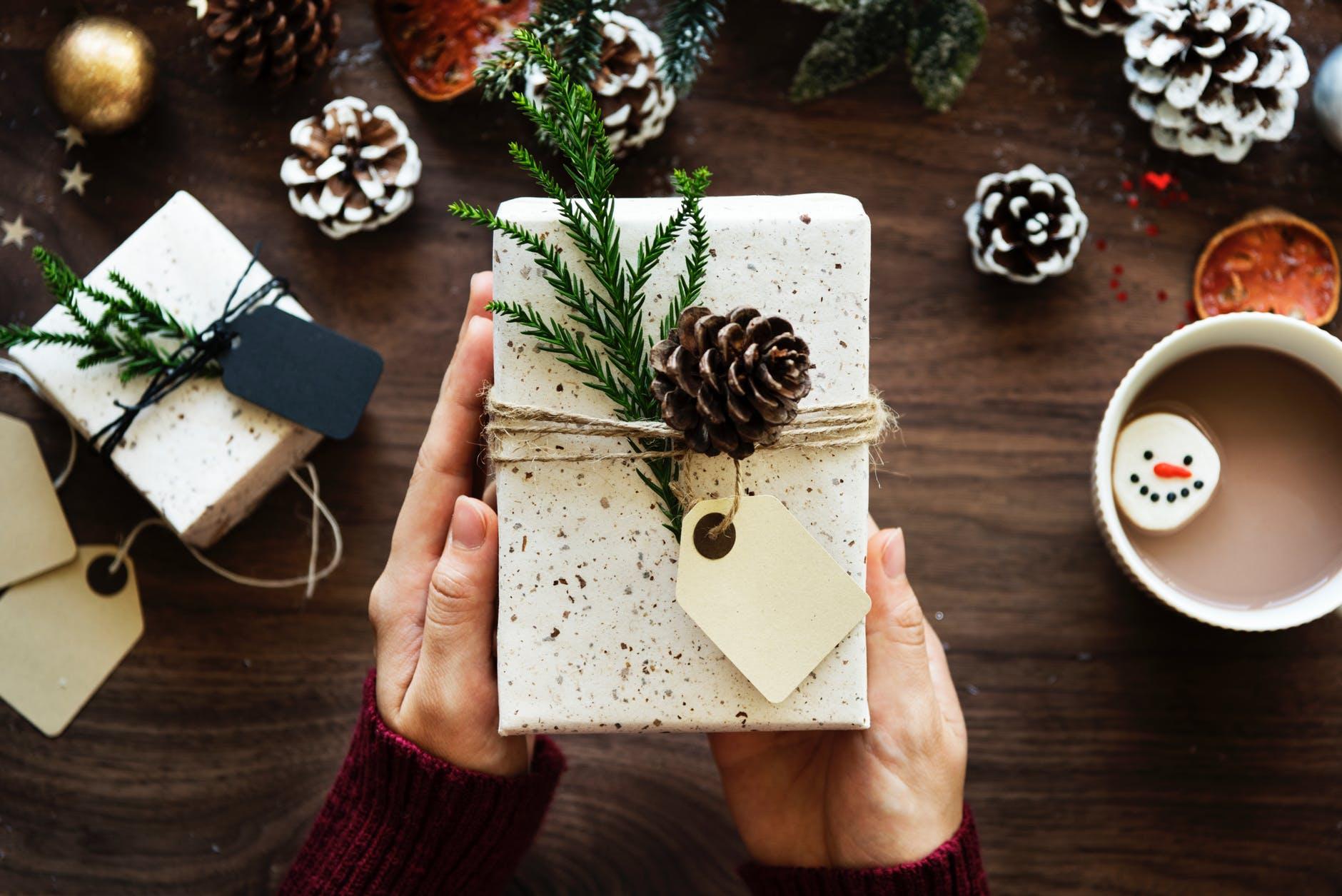 Regalos de papelería y oficina para Navidad