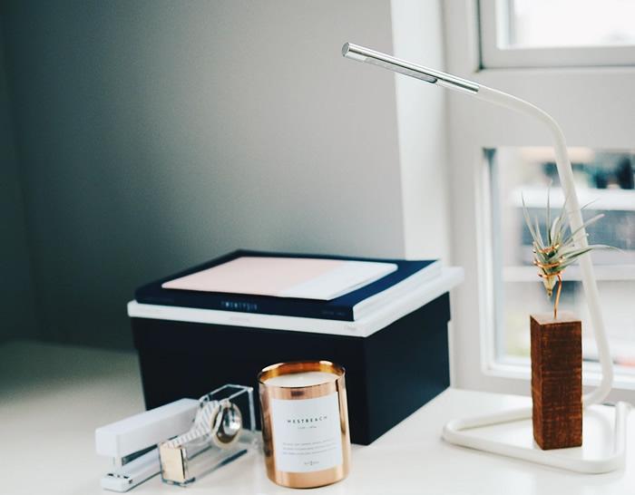 Lámparas Rexel para estudiar y trabajar