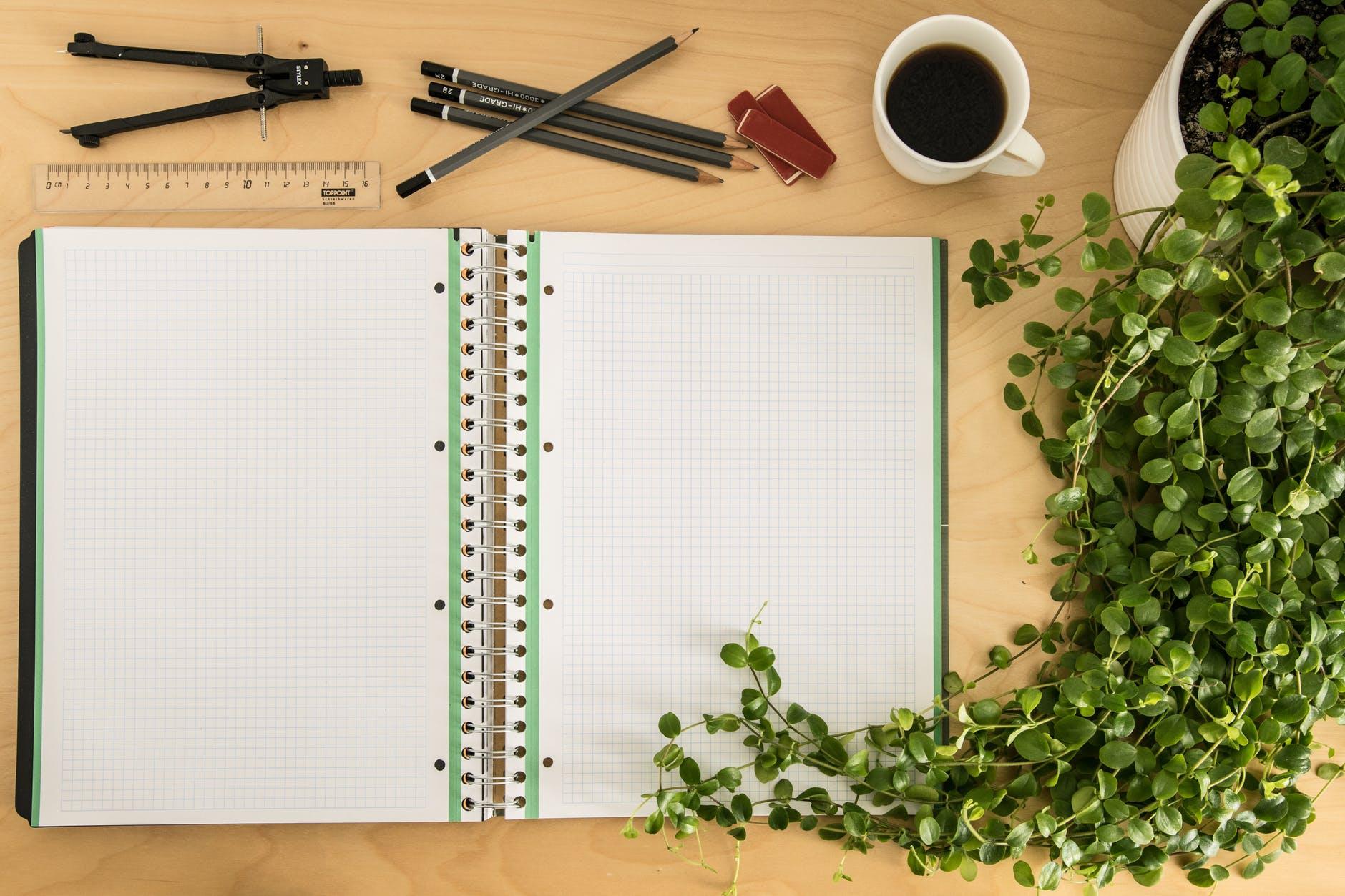 Cuadernos para tomar apuntes