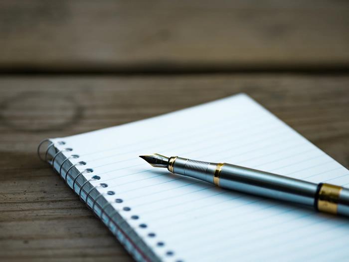 Tipos de encuadernación para cuadernos